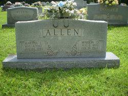 Martha Louverna <i>Cooper</i> Allen