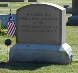 Dr Nannie Sloan Glenn