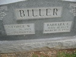 Barbara Ellen <i>Weaver</i> Biller