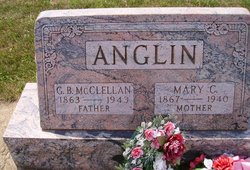 George B. McClellan Anglin