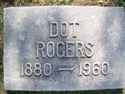 Dorothy Agnes Dot <i>Dennis</i> Rogers