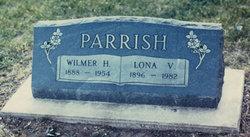 Lona Vinton <i>Harker</i> Parrish