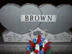 Betty Sue <i>N</i> Brown