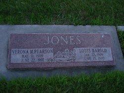 Verona May <i>Pearson</i> Jones