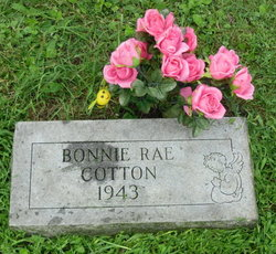 Bonnie Rae Cotton