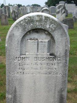 John R. Bushong