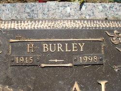 Burley H Alford
