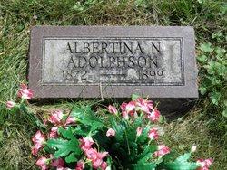 Albertina <i>Nyman</i> Adolphson
