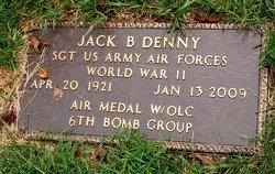 Jack Bourland Denny