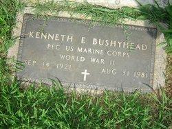 Kenneth Edward Ken, Chief Bushyhead