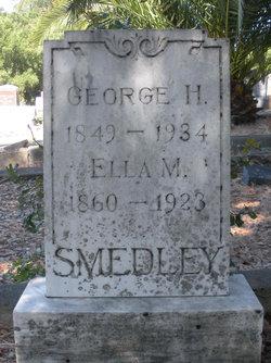 Ella M Smedley