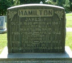 James Harris Hamilton