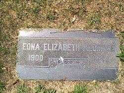 Edna Elizabeth Aldridge