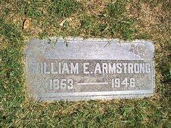William E Armstrong
