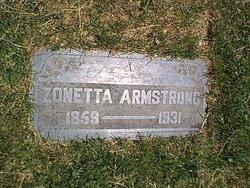 Zonetta Armstrong