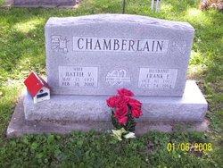 Frank Eugene Chamberlain