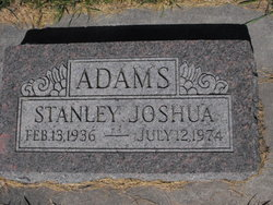 Stanley Joshua Adams