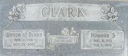 Howard S Clark