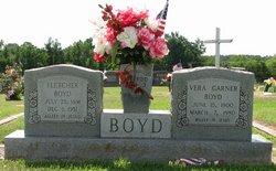 Vera <i>Garner</i> Boyd