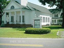 Marie Baptist Church Cemetery