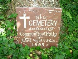 Holly Cemetery