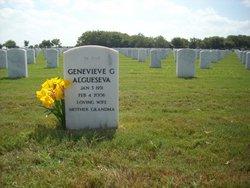 Genevieve <i>Gallardo</i> Algueseva