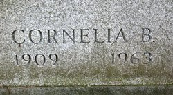 Cornelia <i>Brown</i> Knapp
