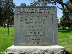 Jeduthan Hardy Averett
