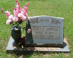 Gladys <i>Grant</i> Barfield