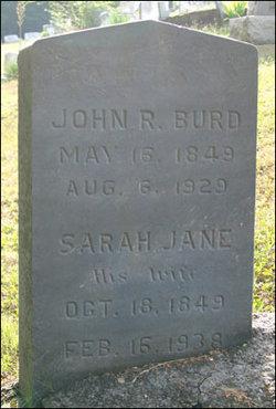 John Robert Burd