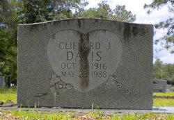 Clifford James Davis