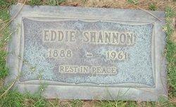 Frank (aka Eddie) Shannon