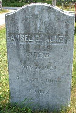 Ansel E. Alley