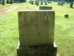 Mary Ellen <i>Gilman</i> Boody
