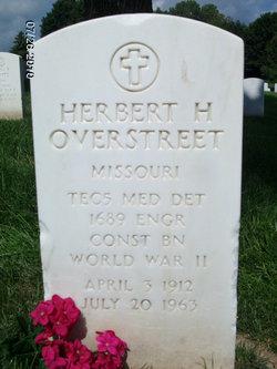 Herbert H Overstreet