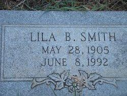 Lila Bell <i>Goodall</i> Smith