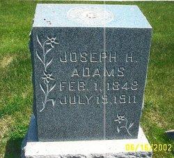 Joseph H Adams