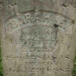 Sarah E <i>Greenlee</i> Brazzel