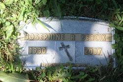 Josephine R. <i>Cumberledge</i> Bercik