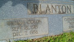 William Colon Blanton