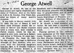 George Dickson Atwell