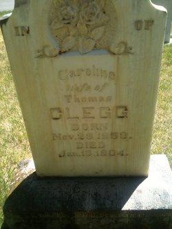 Caroline <i>Morrell</i> Clegg