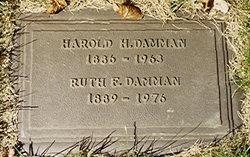 Harold Henry Damman