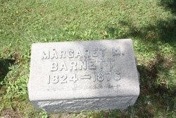 Margaret <i>McWherter</i> Barnett