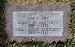Vera Mae <i>Hyde</i> Bartlett