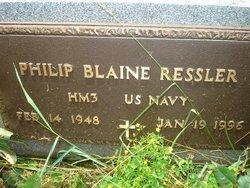 Philip Blaine Ressler
