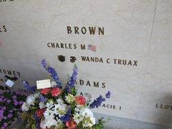 Wanda C Truax <i>Crutcher</i> Brown