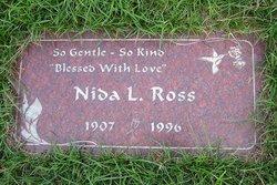 Nida Lee <i>Andrews</i> Ross