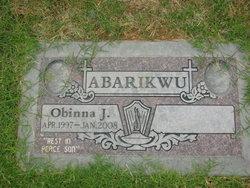 Obinna J. Abarikwu