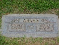 Dayton W. Adams